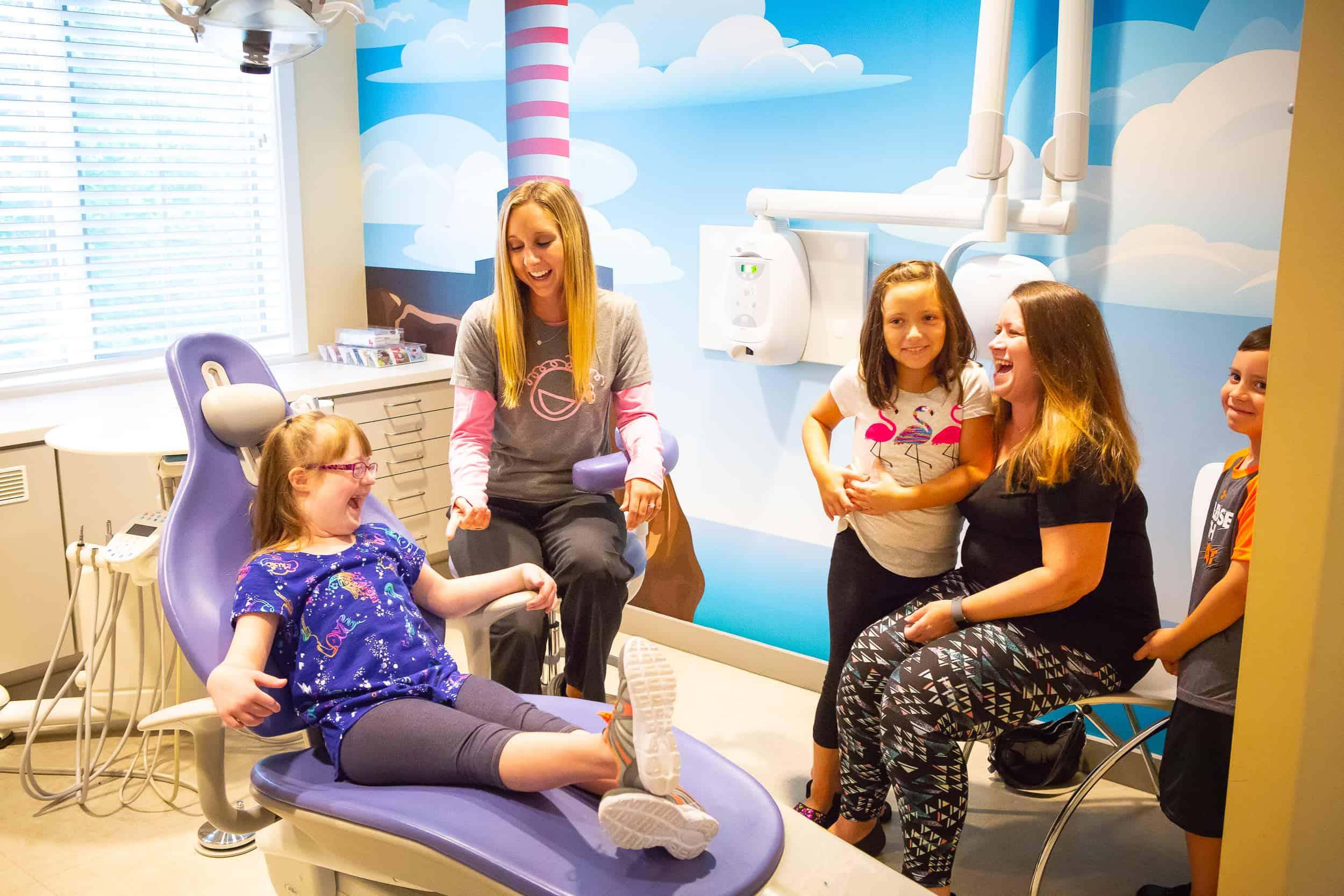 Pediatric Hospital Dentistry - CHOP & Virtua - Center for